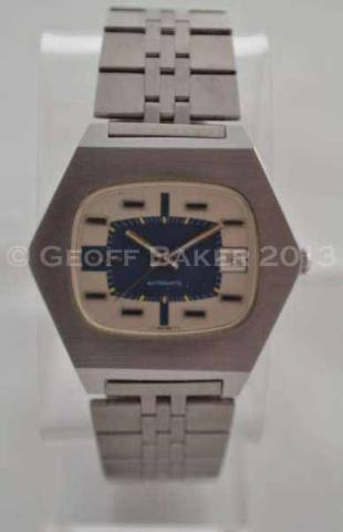 Geoffrey Baker 1974 Bulova 11534 Watch 11 9 2013