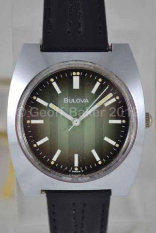1976 Bulova 10210W Geoffrey Baker 7 2 2012