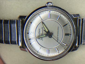 1965 Bulova watch