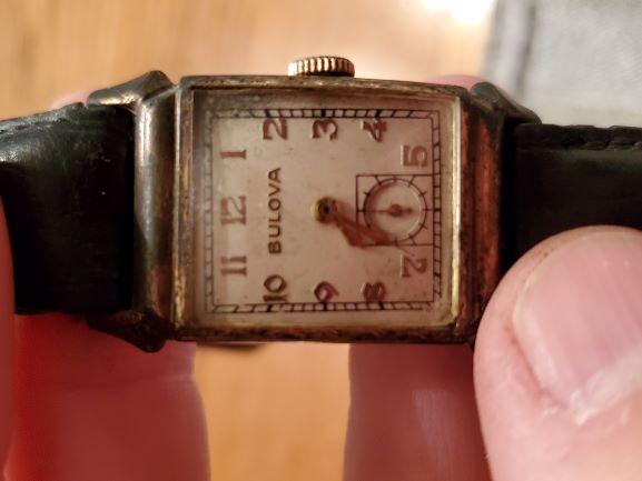 [] Bulova watch