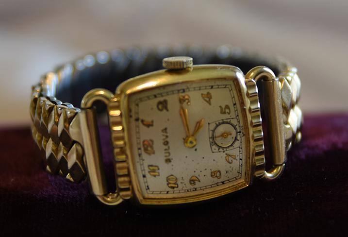 1953 Bulova Director A watch