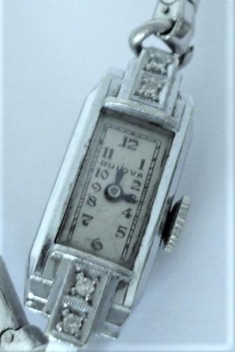 1933 Bulova Duchess watch