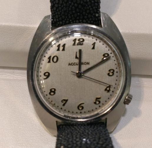 Accutron 100 Bulova watch