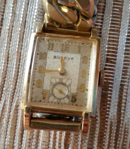 1960 Bulova Pacemaker watch