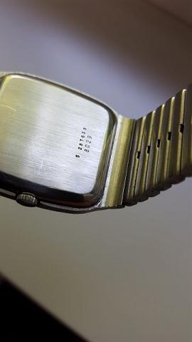1975 Bulova watch
