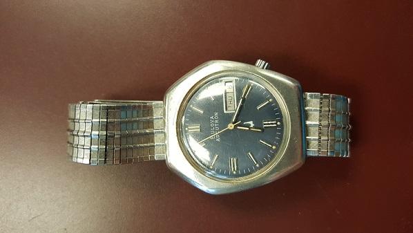 [field_year-1972] Bulova watch