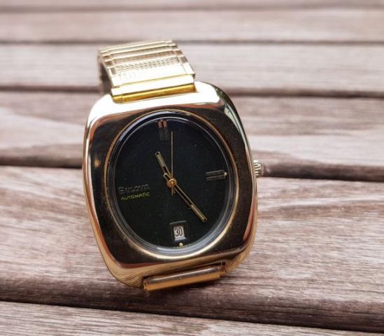 1974 Bulova watch