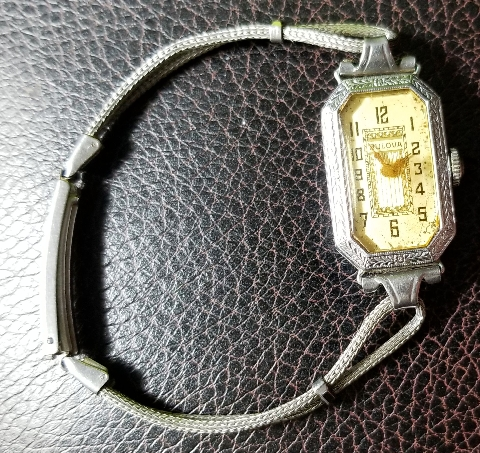 1929 Patricia Bulova watch