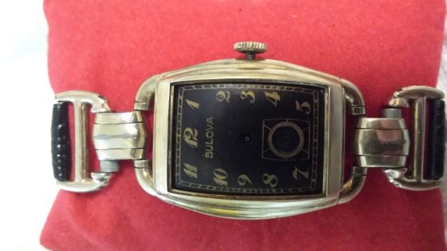 1940 Lone Eagle_ a Bulova watch