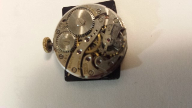 1940 Lone Eagle Mvmt Bulova watch