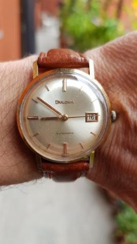 1966 Bulova International watch