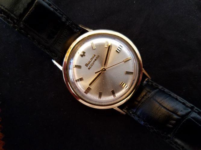 1965 Bulova Accutron Watch