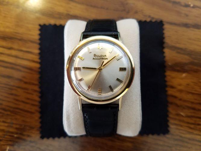 [field_year-1965] Bulova Accutron Watch