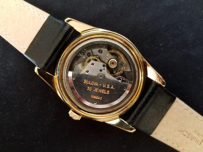[field_year-1961] Bulova 30 Jewel 10BZAC Movement