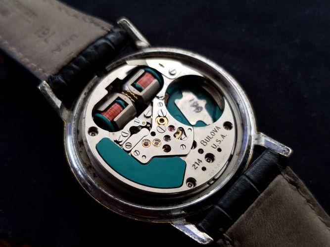 [field_year-1965] Bulova Accutron 214 Movement