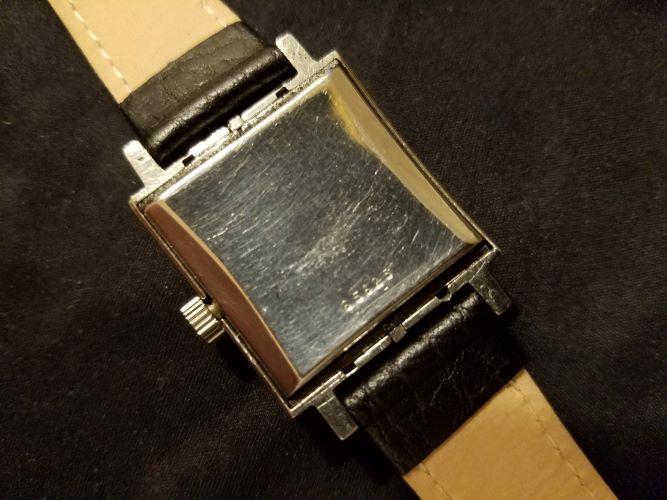 [field_year-1956] Bulova Watch Caseback