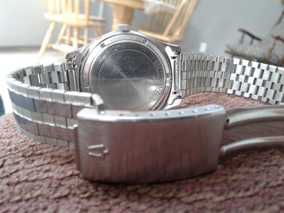 Bulova watch band