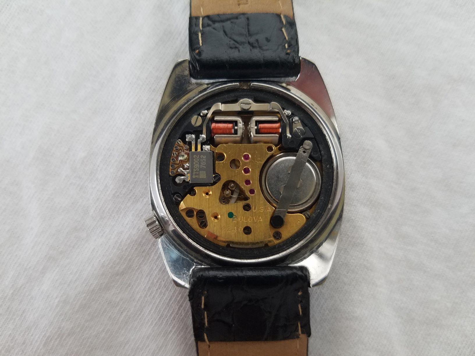 [field_year-1973] Bulova AccuQuartz 2240 Movement