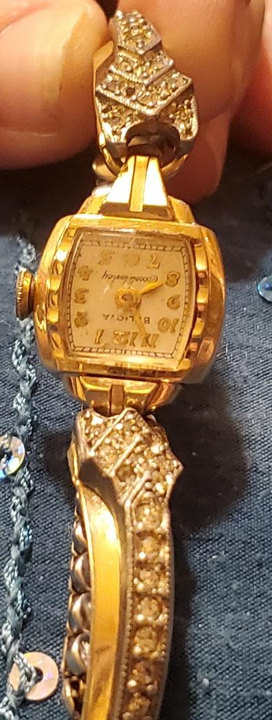 1951 Excellency Bulova Watch