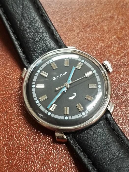 [field_year-1967] Bulova Watch
