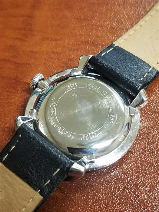 [field_year-1967] Bulova Watch Caseback