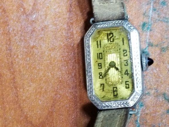 1926 Bulova Pater watch