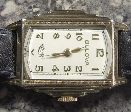 1936 Bulova Presidentwatch