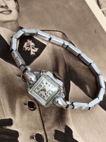 1949 Bulova watch
