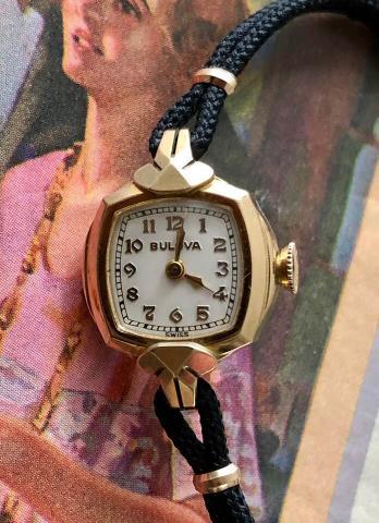 1948 Bulova Co-Ed A watch