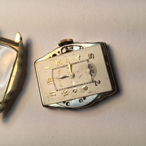 1933 Bulova watch
