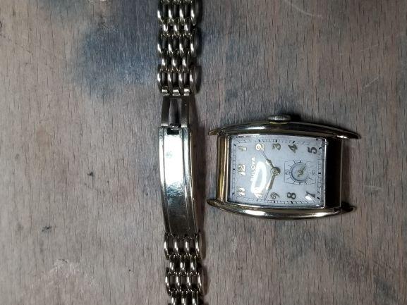 1942 Bulova Alden watch