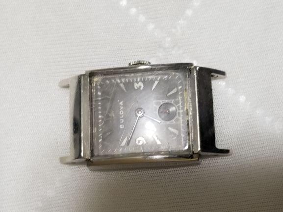 1948 Bulova Douglas watch