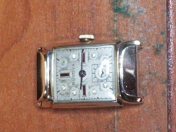1949 Bulova Beau Brummell watch
