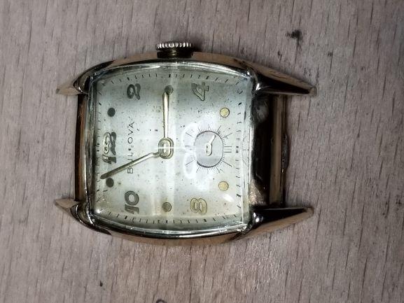 1951 Bulova Ruxton A watch
