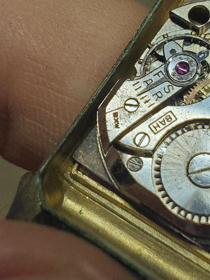 1944 Bulova watch