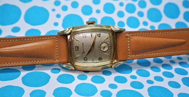 1950 Bulova Belmont watch