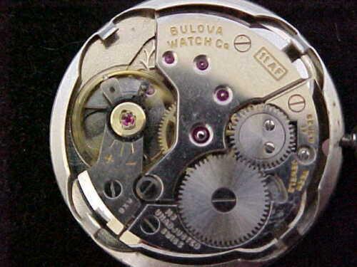 [1963] Bulova watch