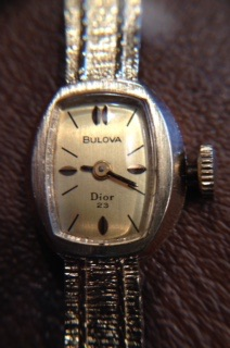 9ballcookie 1972 Bulova Dior BN 062915