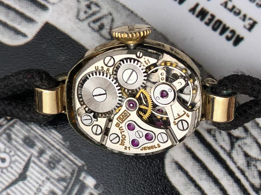 1951 Bulova watch