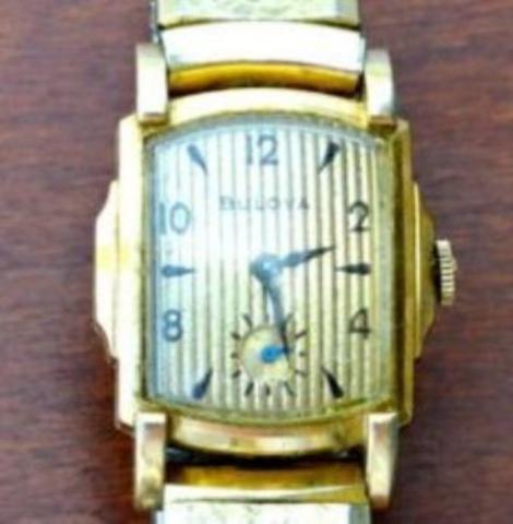 Bulova watch