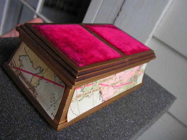 Bulova Box for Round The World Watch 1931