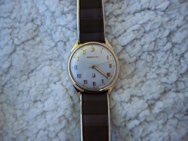 1970 Accutron Bulova watch