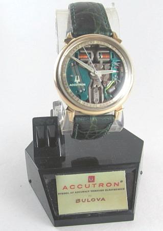 Accutron Spaceview 1965 Bulova watch