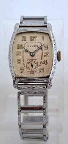 Geoffrey Baker 1931 Bulova Unknown watch 11 19 2013