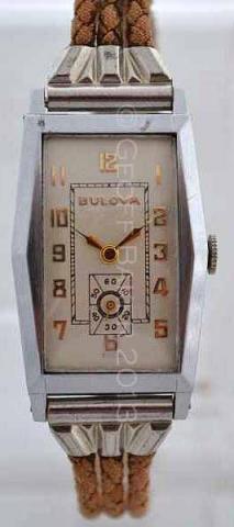 Geoffrey Baker 1930 Bulova Unknown Watch 3 6 26 2011