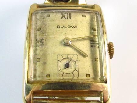 Bulova Watch 14K 1948?