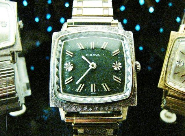 1967 Bulova Diamond Excellency 17J 11BLL