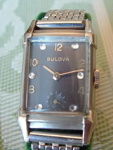 1946 Bulova Director 21J 7AK