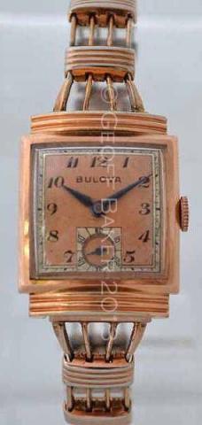 Geoffrey Baker 1940 Bulova Pilot watch 11 21 2013
