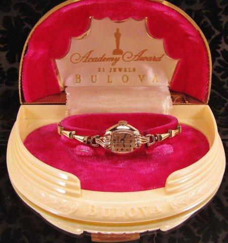 1951 Bulova Academy Award Ladies 21J 6BC
